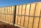 Athlone Lap and cap timber fencing 4