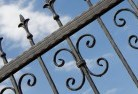 Athlone Wrought iron fencing 6